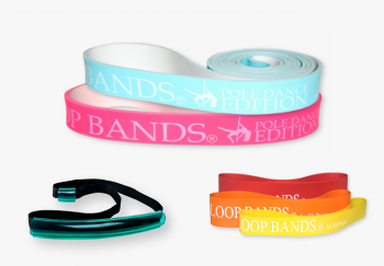 Loop Bands Pole Dance Pack con mini
