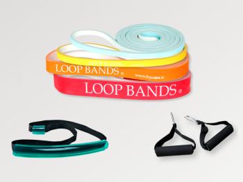 Loop Bands home training package