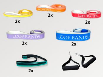 Loop Bands professional package