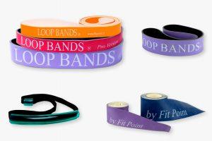 Loop Bands elastici per fitness e allenamento