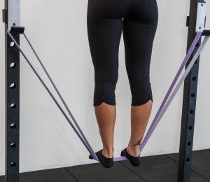 trazioni assistite con elastico