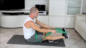 esercizi per la prevenzione della distorsione alle caviglie